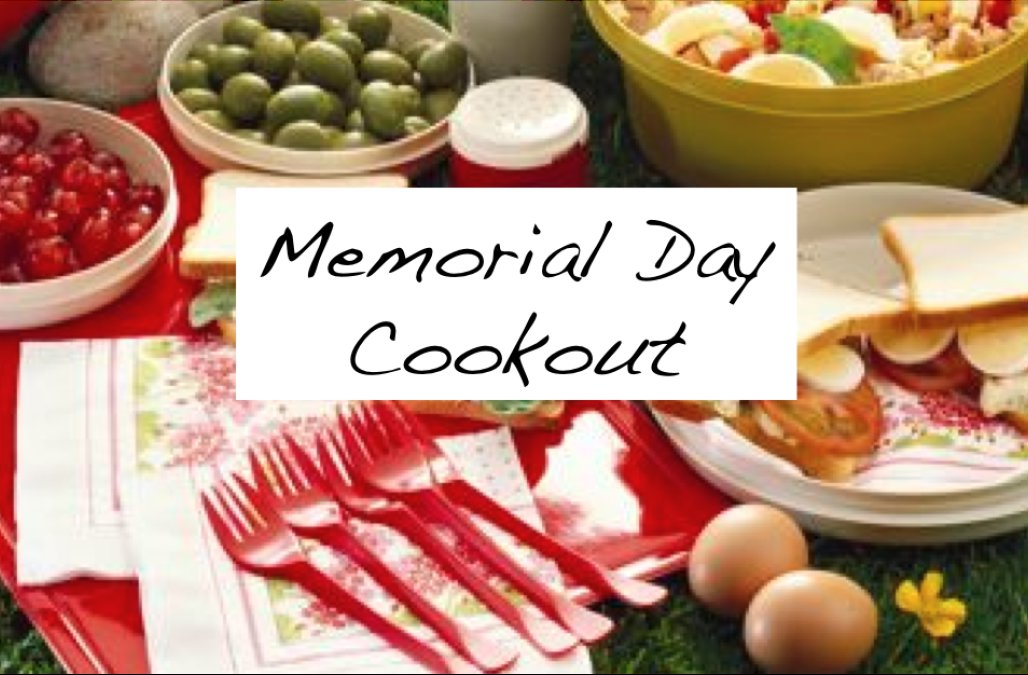 memorial-day-cookout