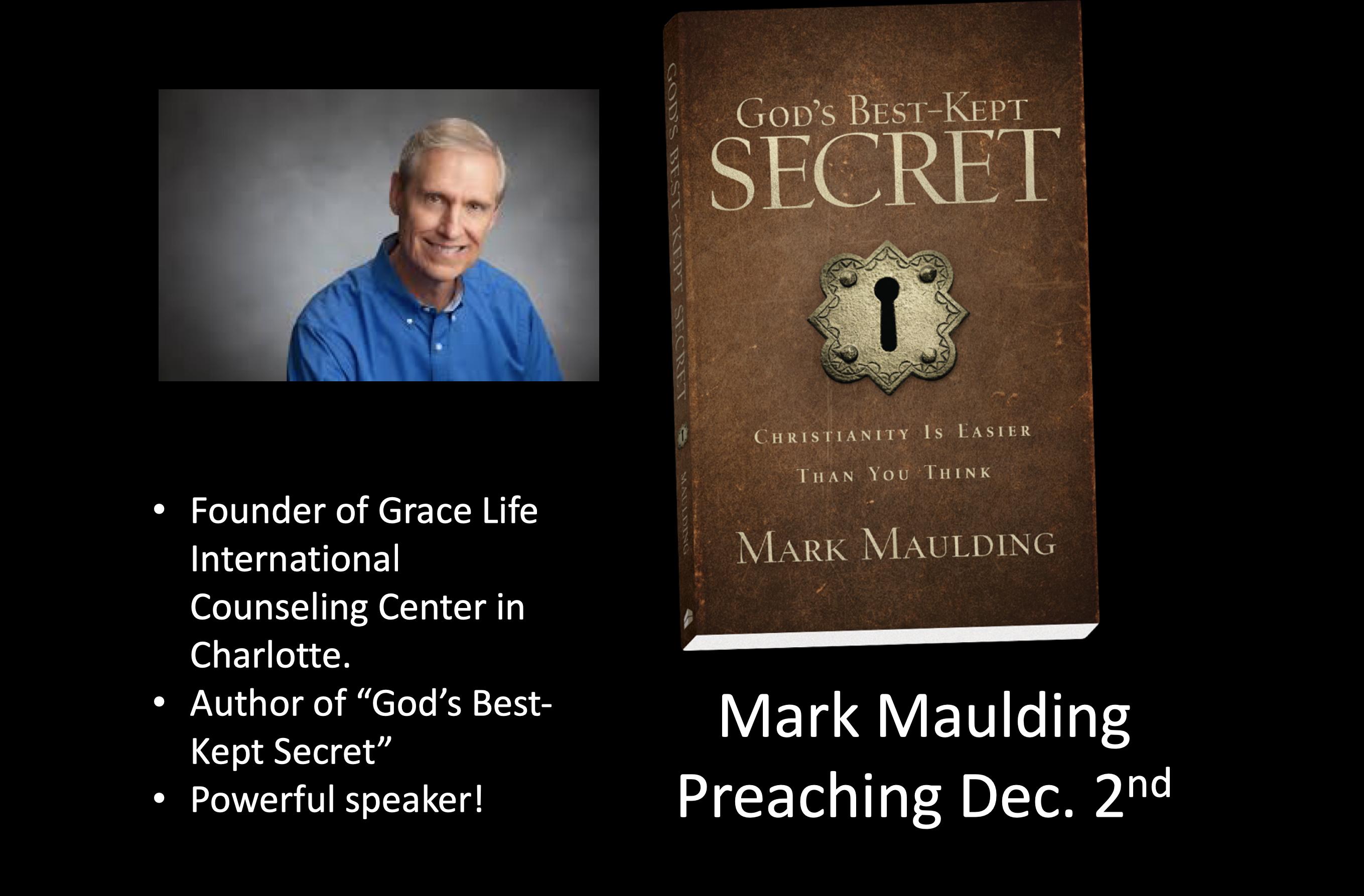Mark-Maulding